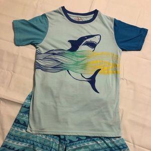 Boys Short Pajamas